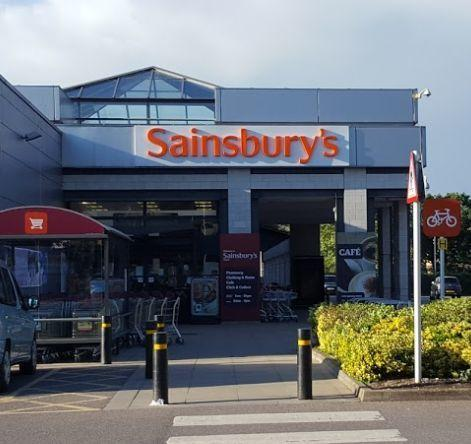 CIGARETTE THEFT: Sainsbury's in Street