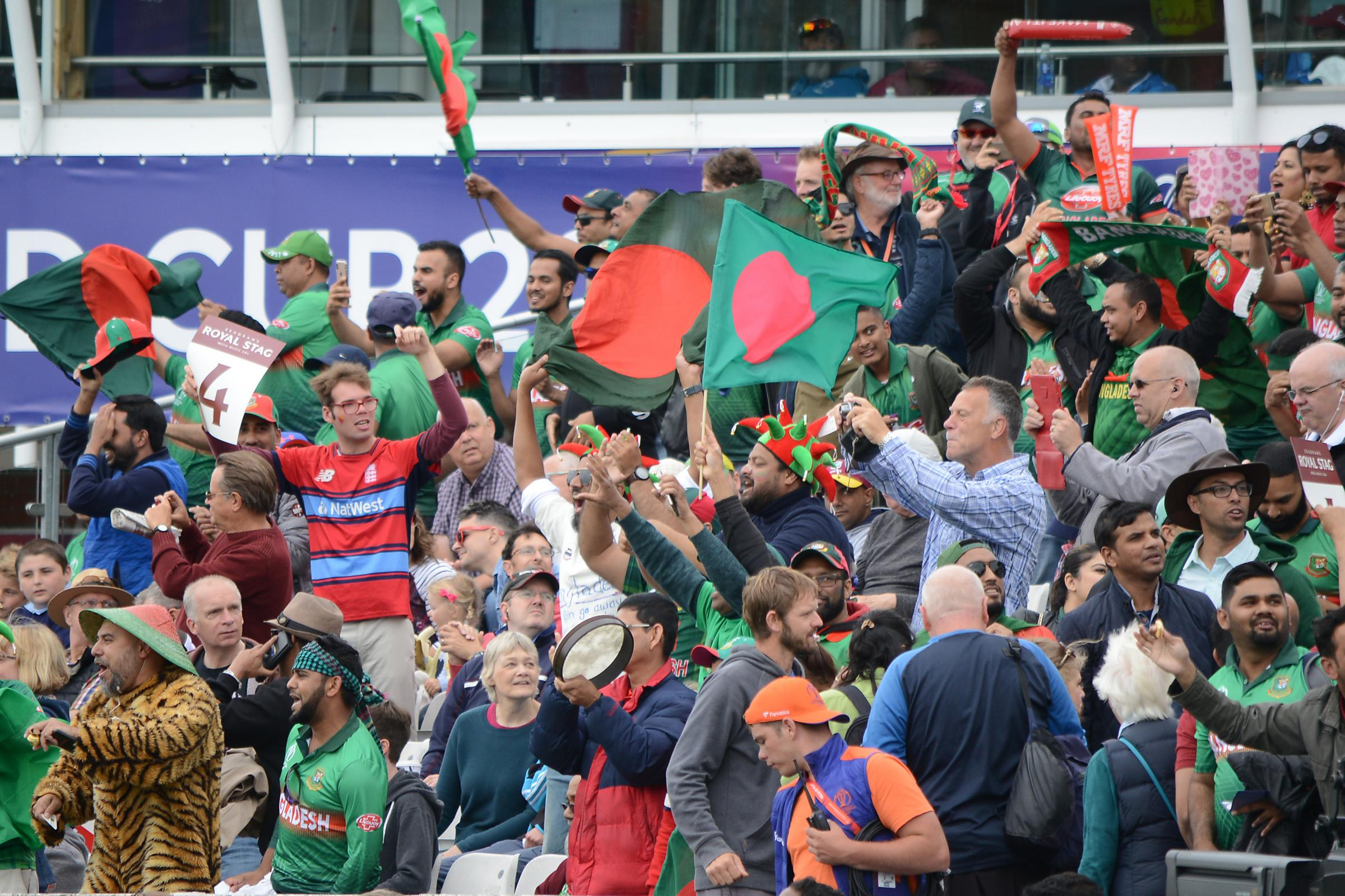 Cricket World Cup 2019: Pictures from Bangladesh v West Indies in Taunton
