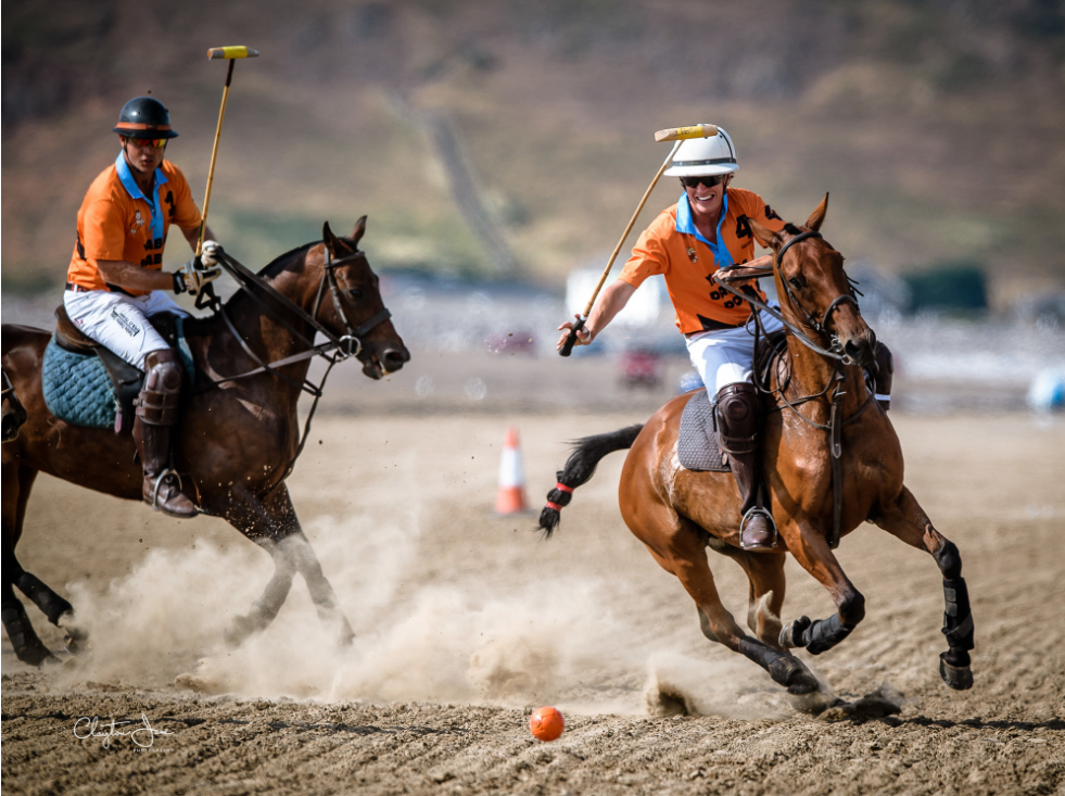 Brean Beach Polo