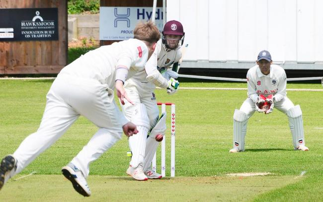 HOPEFUL: Taunton St Andrew's are in need of a win. Pic: Steve Richardson.