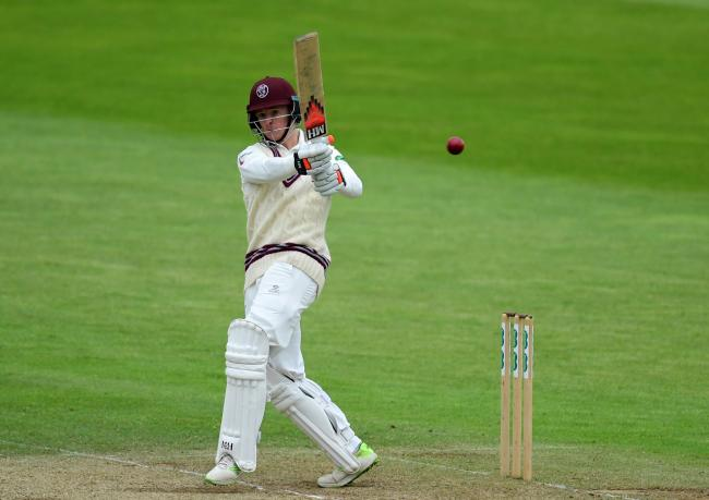 HONEST ASSESSMENT: Tom Abell. Pic: Alex Davidson/SCCC