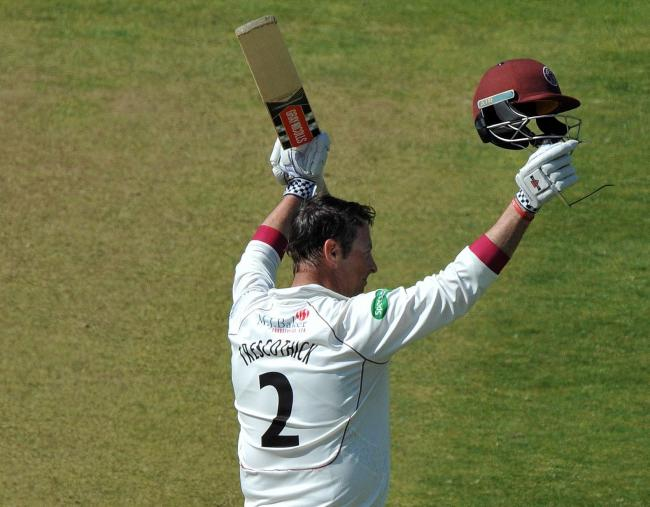 END OF AN ERA: Marcus Trescothick is to retire at the end of the season