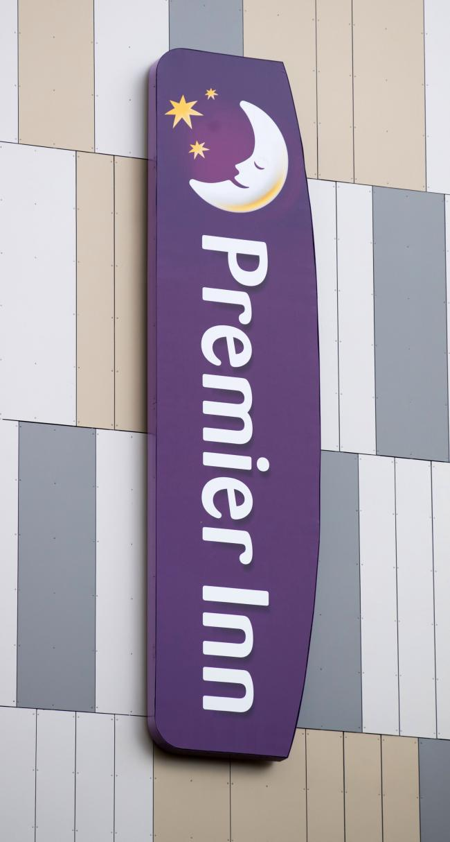 OFFER: More than 1,000 jobs are being created by the owner of Premier Inn, with military veterans and the spouses of serving personnel asked to apply. Picture - PA