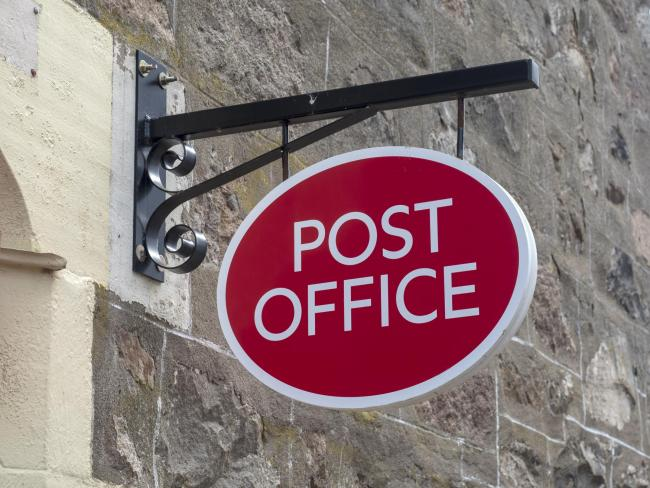 CHANGES: There will be temporary Post Office provision in Exford