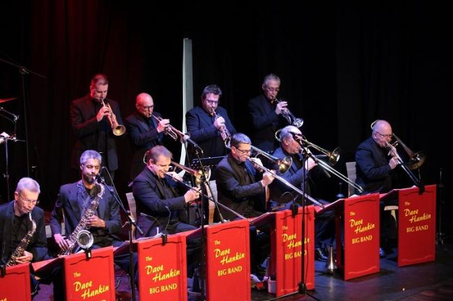 In Full Swing with Dave Hankin Big Band at the Tacchi Morris Arts Centre