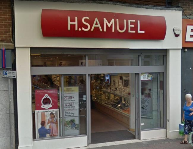 FRAUDSTER: Damien Archer committed his crimes while working at H. Samuel