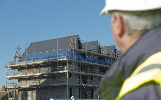 BUILDING: New, carbon-zero council homes are to be built in Taunton
