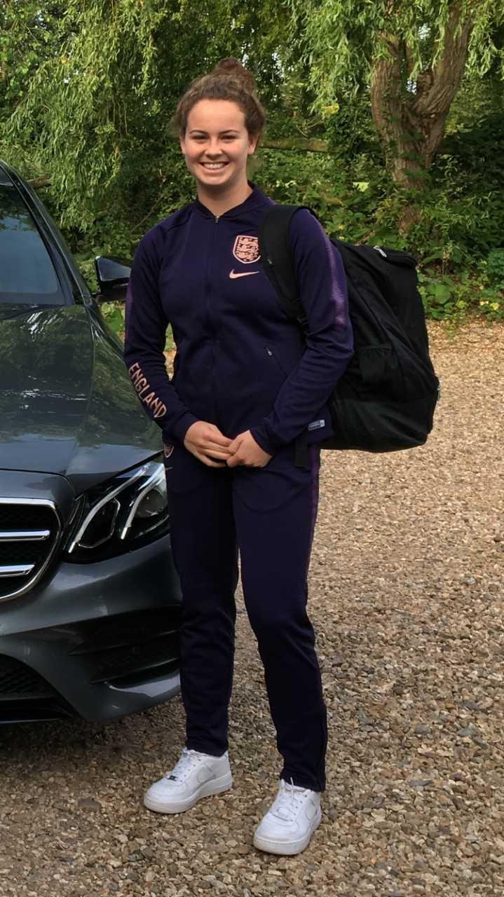 FOOTBALL: Emily Syme looks ahead to Aston Villa challenge