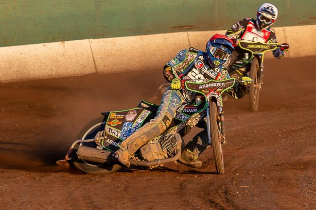 OUT OF LUCK: No speedway action tonight for Somerset Rebels. Pic: Colin Burnett