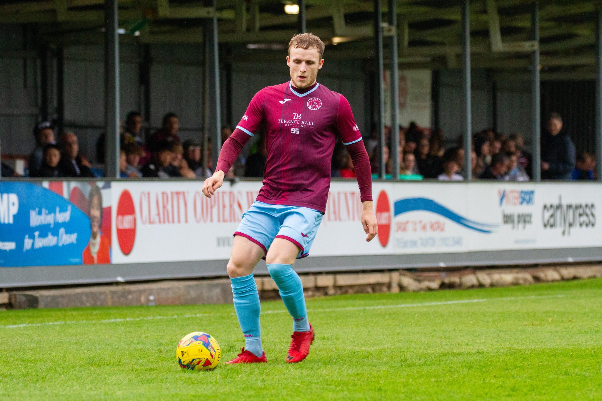 FOOTBALL: Taunton Town begin Southern League campaign at Gosport Borough