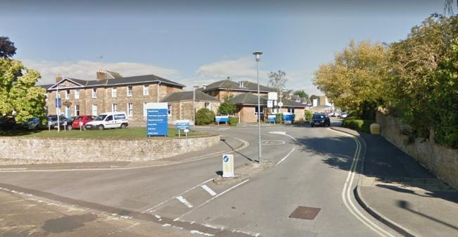 The Summerlands Hospital On Preston Road In Yeovil, Which Includes The Closed Magnolia Dementia Ward. CREDIT: Google Maps. Free to use for all BBC wire partners.