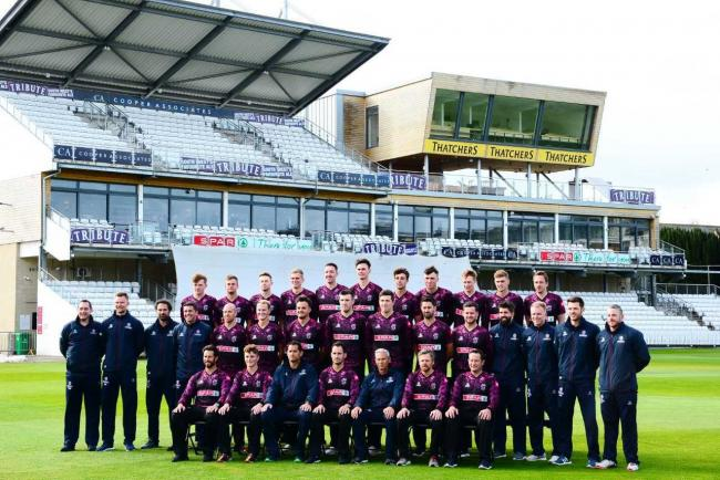 RIVALS: Somerset are set to host Gloucestershire in the Vitality Blast tomorrow. Pic: Steve Richardson
