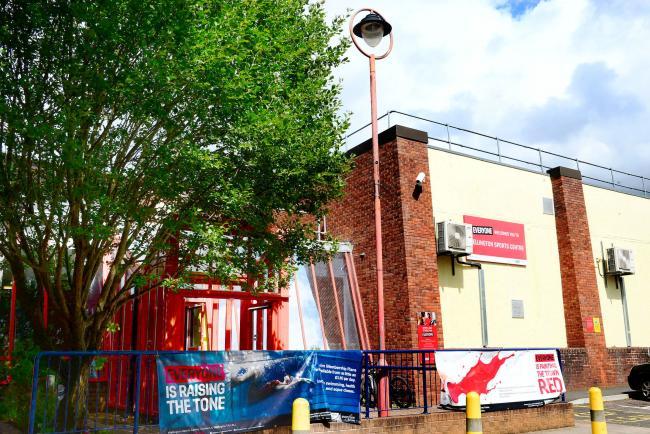 better sports centre wellington