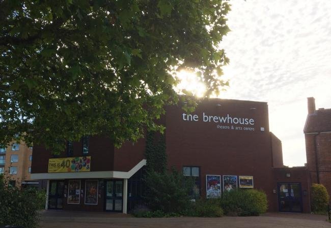 OFFERING: The Brewhouse theatre in Taunton
