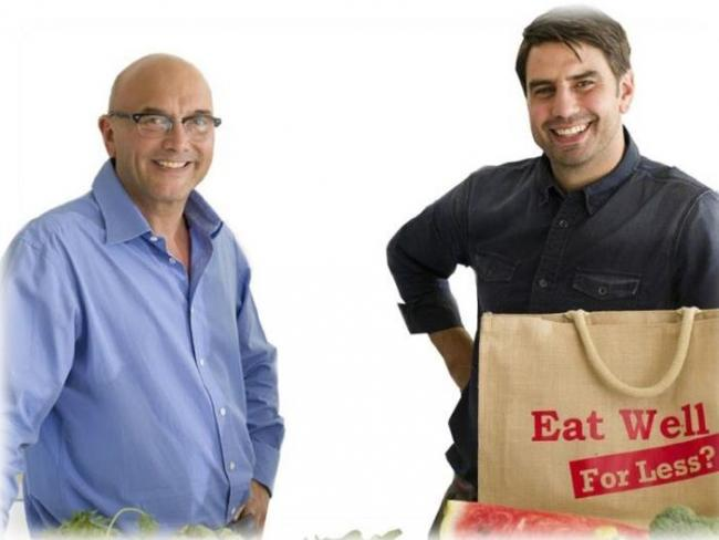 TELEVISION SHOW: Gregg Wallace and Chris Bavin could come to your kitchen