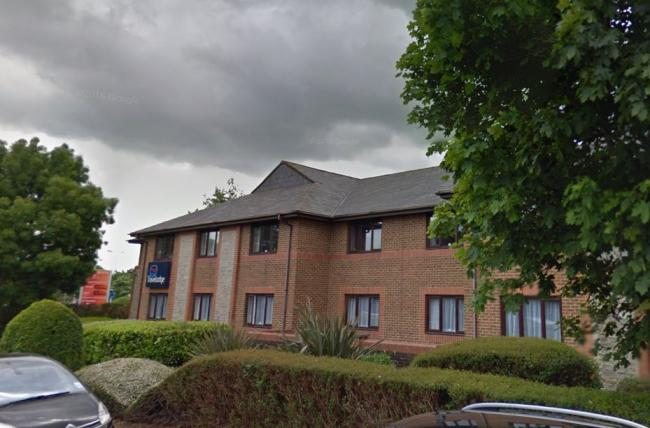Man who flooded Travel Lodge room in Taunton jailed - court latest