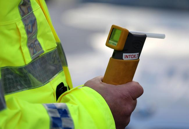 DRINK DRIVE RISE: The number of people killed in drink-drive crashes on Britain's roads has reached an eight-year high