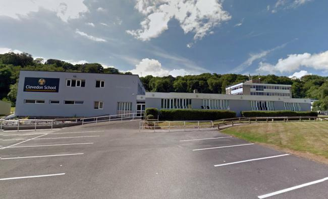 DETENTIONS: At Clevedon School. PICTURE: Google Street View