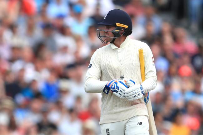 Jason Roy has been dropped for the final Ashes Test
