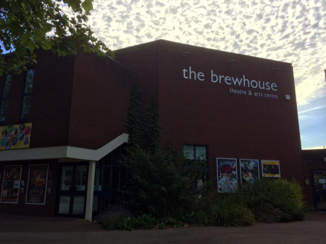 UNDER PRESSURE: The Brewhouse theatre in Taunton. PICTURE: Paul Jones