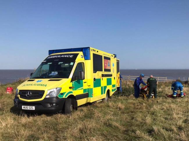 RESCUE: The emergency services in action