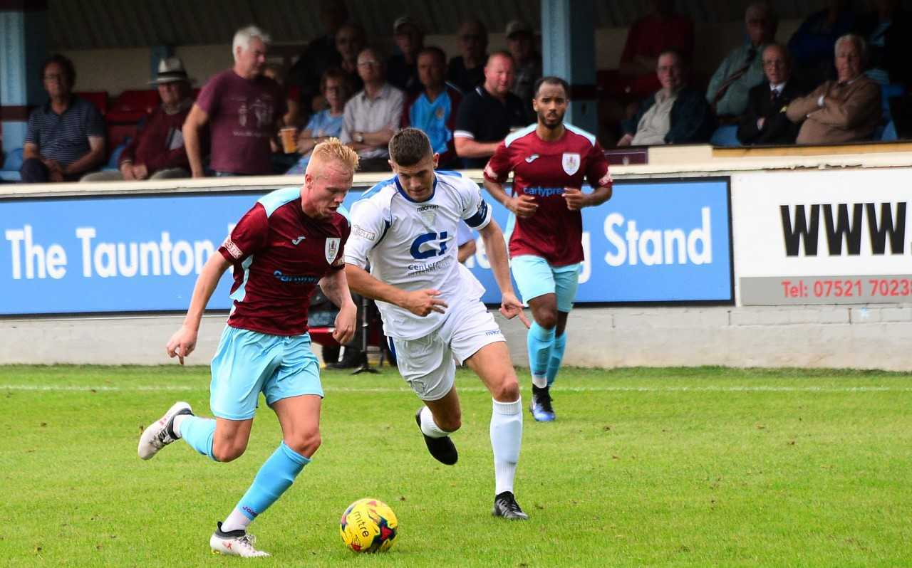 Browne on Town: Ex-Taunton player Matt Buse going well at Torquay United