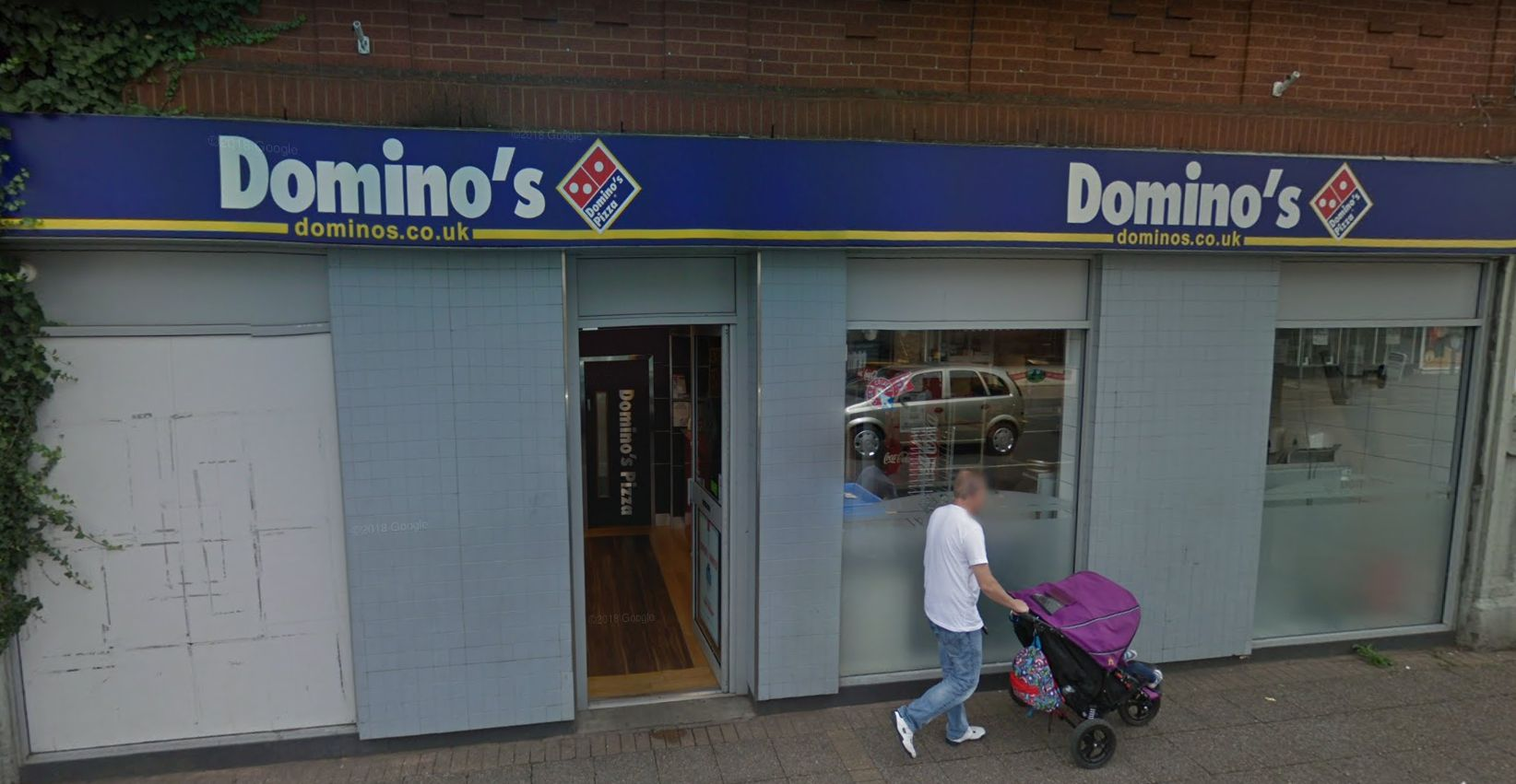 Dominos Pizza Station Road Taunton Closed For