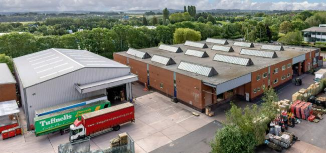 INVESTMENT: South Somerset District Council has invested in Centurion Mill