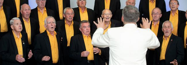 LEARN TO SING: The Rivertones course runs next year