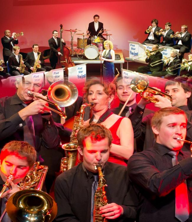 Five Star Swing to perform your favourite Christmas classics in Minehead