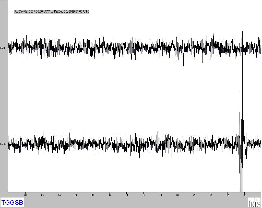 Aftershocks of Somerset earthquake being felt the following day