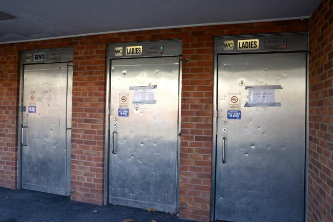 PUBLIC MEETING: The toilets on Longforth Road, Wellington