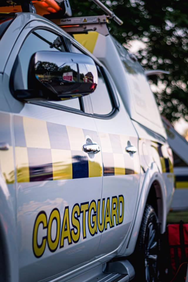 CALL OUT: Watchet Coastguard were called after a dog was swept away by the River Avill