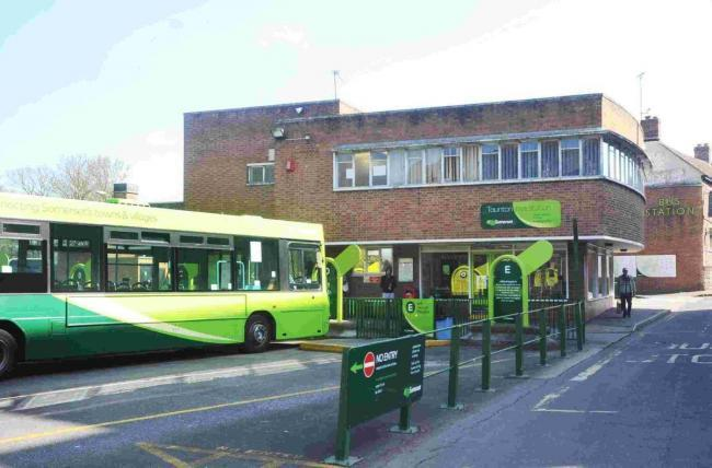 FOR SALE: Taunton Bus Station, which could fetch a six-figure sum