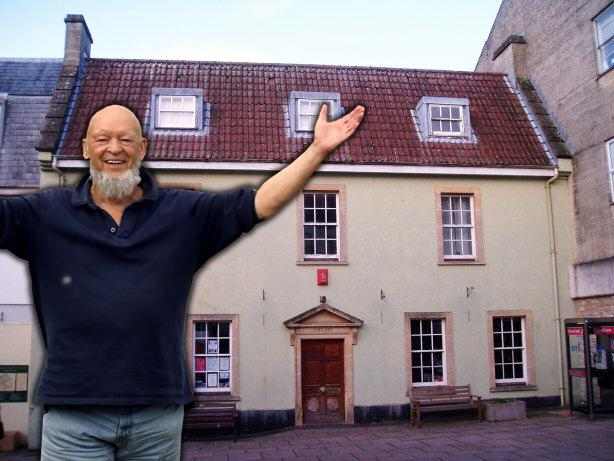 DONATION: Michael Eavis is backing Shepton Mallet Library