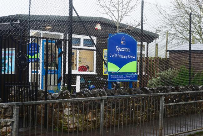 STAFF CHANGES: At Spaxton Primary School
