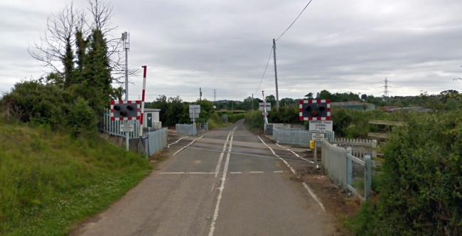 INCIDENT: Bradford on Tone level crossing
