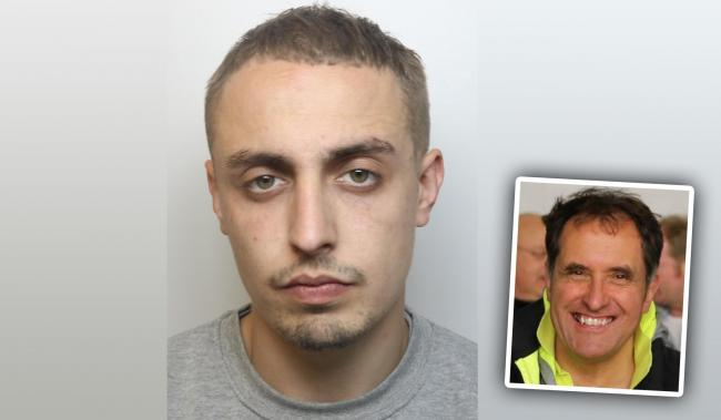 SENTENCED: Tarkan Agca jailed for killing Andrej Szaruta in road-rage incident