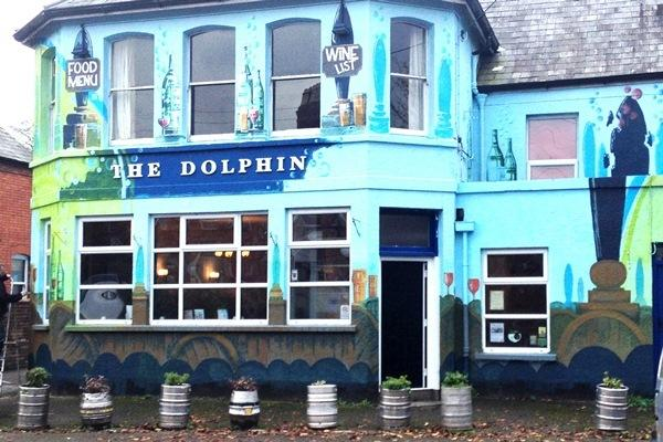 CLOSING: The Dolphin, in Waterloo Road