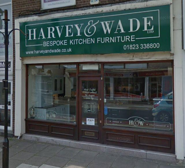 MOVING OUT: The Harvey and Wade store in Bridge Street, Taunton