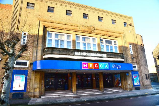 NEW OWNERS: The Gaumont Theatre in Taunton, which is now owned by the council