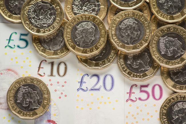 The National Living Wage goes up on April 1