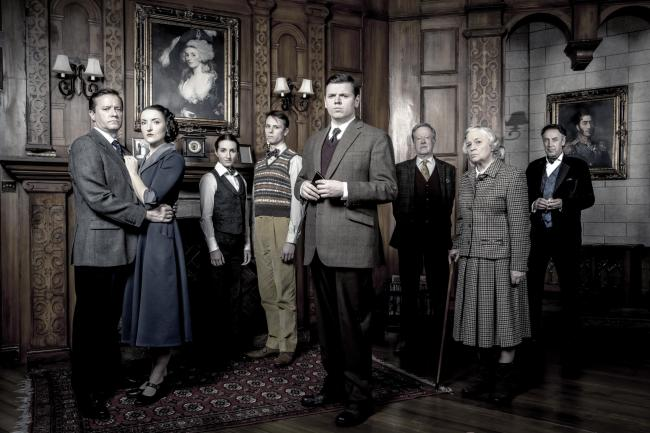 The Mousetrap. Photo: JOHAN PERSSON
