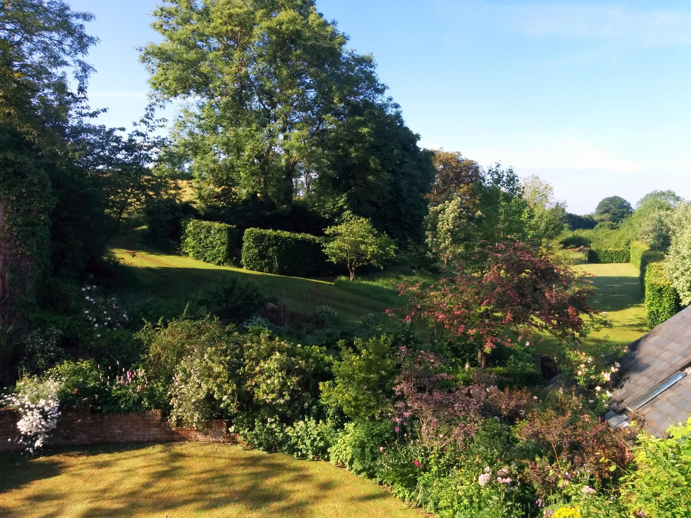 St Margaret's Hospice Open Gardens – Westleigh Farm, Westleigh, Lydeard St Lawrence