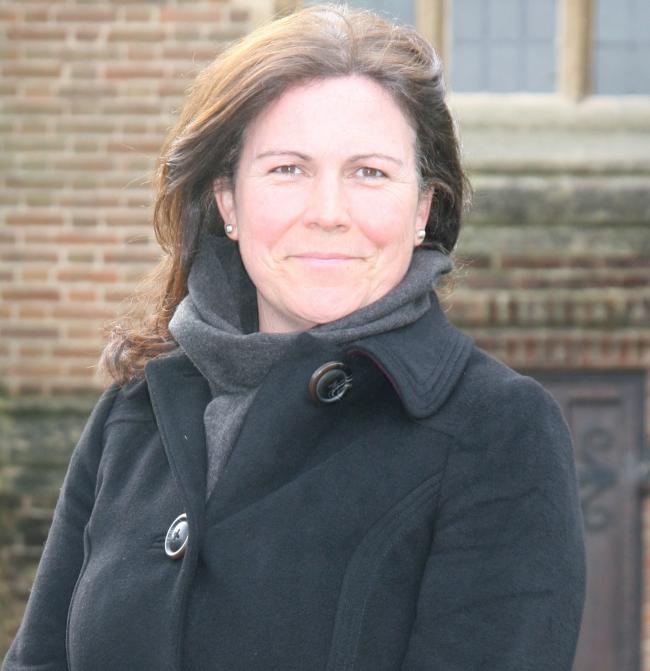 Victoria Richardson, new headteacher of Wellington Prep School