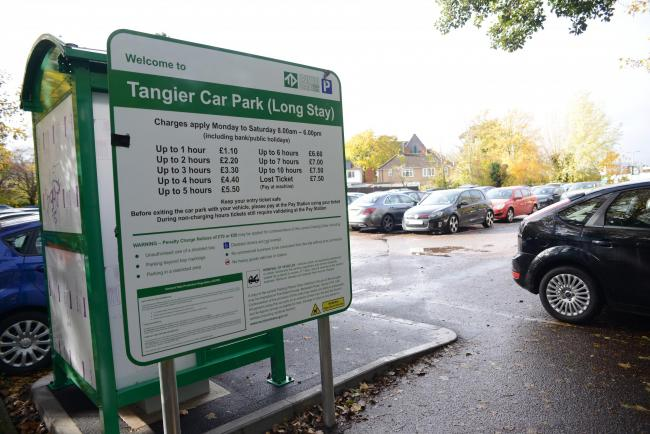 CHANGES: No car parking charges at Somerset West and Taunton council car parks