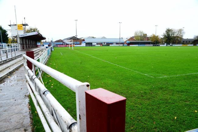 Taunton Town's Cygnet Health Care Stadium