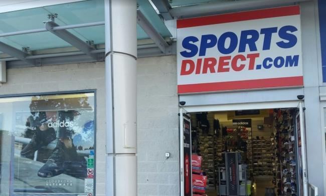 'NOT CLOSING': Sports Direct has vowed to stay open where possible