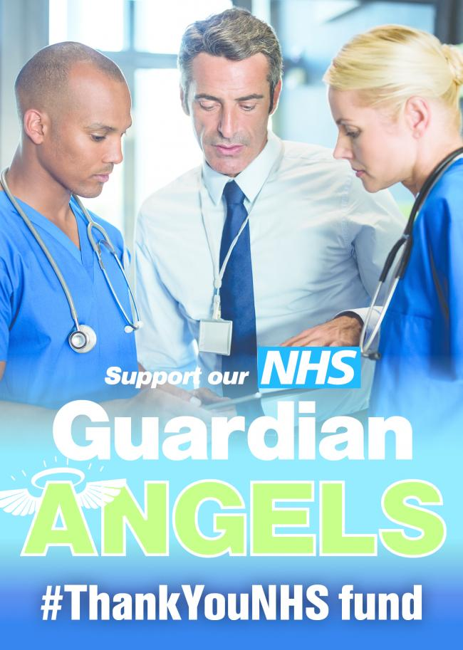 Support Our Guardian Angels