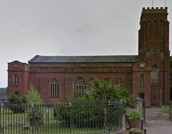MORE SPACE: An application has been made to extend the graveyard at St Andrew's, Wiveliscombe
